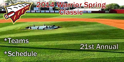 Warrior Spring Classic